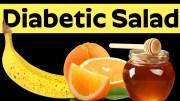 Diabetes Salad – Best Healthy Food For Diabetes
