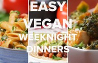 Easy Vegan Weeknight Dinners