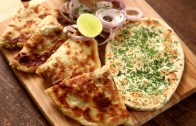 Amritsari Kulcha Recipe – Homemade Plain And Aloo Kulcha | The Bombay Chef – Varun Inamdar