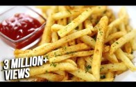 How to Make Crispy French Fries Recipe – Homemade Perfect French Fries Recipe | Varun Inamdar
