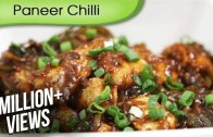 Paneer Chilli Dry – Indo Chinese Starter / Main Course Recipe By Ruchi Bharani