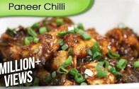 Paneer Chilli Dry – Indo Chinese Starter / Main Course Recipe By Ruchi Bharani