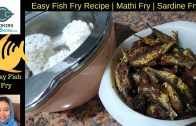 Sardine Fry – Mathi Fry – Easy Fish Fry | മത്തി ഫ്രൈ | CookeryShow