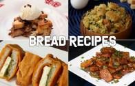 4 Easy Snacks Using Bread – Easy Bread Recipes