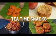 4 Tea-Time Snack Recipes – Evening Snack Recipes