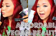 AFFORDABLE VEGAN BEAUTY PRODUCTS – 2 – Cheap Lazy Vegan