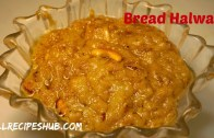 bread halwa recipe – easy bread halwa – how to make bread halwa