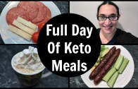 Full Day Of Eating Keto + What Do My Kids Eat?