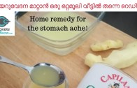 Ginger Honey Cure for stomach ache – How to cure stomach ache – Cookertshow