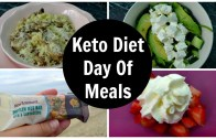 Keto Diet Full Day Of Eating + Low Carb Cauliflower Risotto Recipe