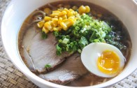 Miso Ramen Recipe – Japanese Cooking 101
