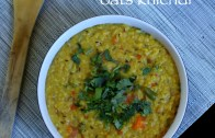 oats khichdi recipe – easy and healthy oats khichdi recipe