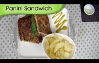Tomato Cheese Panini Sandwich – A Recipe By Ruchi Bharani – Vegetarian [HD]