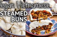 VEGAN STEAMED BUNS (BANH BAO) RECIPE w/ The Viet Vegan