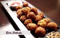 Corn Pakoda – Easy & Quick Tea Time Snack Recipe – Ruchi's Kitchen