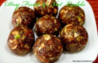 Date and Nut Laddoo – Healthy Indian Sweet Recipe.