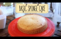 Eggless Sponge Cake – Easy Cake Recipe – Beat Batter Bake With Priyanka