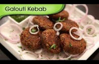 Galouti Kebab – Vegetarian Kebab – Starter Snack Recipe – Ruchi's Kitchen