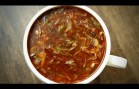 Hot And Sour Vegetable Soup – Indo Chinese Recipe – Restaurant Style Hot & Sour Soup | Varun Inamdar