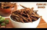 Kurkuri Bhindi – Crispy Okra – Lady's Finger Recipe
