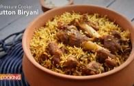 Mutton Biryani – Pressure Cooker Mutton Biryani