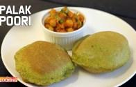 Palak Poori – Spinach Puri – Dinner Recipe