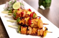 Paneer Tikka Recipe – How To Make Paneer Tikka On Tawa – The Bombay Chef – Varun Inamdar