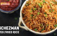 Schezwan Veg Fried Rice – Chinese Fried Rice Recipe
