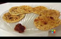 Sweet Potato Parathas Recipe