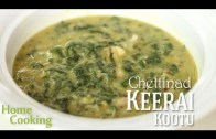 Chettinad Keerai Koottu – Recipe – Ventuno Home Cooking