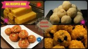 Diwali Special Recipe – Top 5 Diwali Sweets recipe
