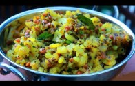 Potato Masala – Urulakizhangu Masala – KERALA STYLE  – Easy Recipe for Bachelors