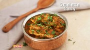 Omelette Curry – Ventuno Home Cooking