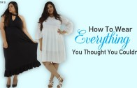 Plus Size Fashion Rules – You Need To Break NOW