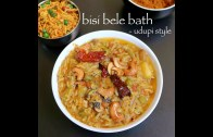 bisi bele bath recipe – dal bath recipe – udupi style