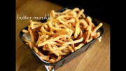 butter murukku recipe – butter chakli recipe – benne chakli recipe