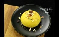 moong dal halwa recipe – moong dal sheera recipe