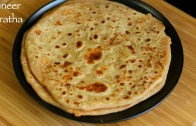 paneer paratha recipe – how to make paneer paratha – paratha recipes