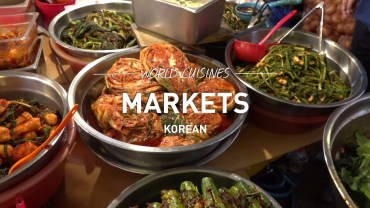World Cuisines – Korean Markets – Unilever Food Solutions Arabia