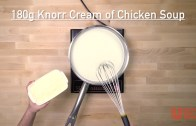 Creamy Chicken and Potato Soup – Unilever Food Solutions Arabia