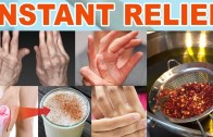 Instant Relief from Arthritis and joint Pains – Home Remedies for Arthritis – Healt hTips