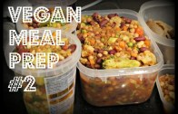 MEAL PREP – 2 – Chili Recipe – Cheap Lazy Vegan