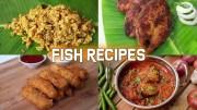 4 Easy Fish Recipes