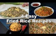 4 Easy Fried Rice Recipes