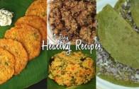 4 Easy Healthy Recipes – Ventuno Home Cooking