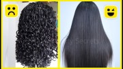 Straighten Your Hair At Home – Best Keratin Hair Straightening &amp – Hair Smoothing Treatment