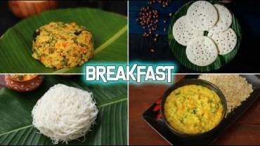 5 Healthy Breakfast Recipes