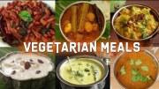 Vegetarian Meals Recipe – Vegetarian Curry – Meals Recipes