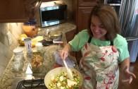 Low Carb Comfort Food –  Chicken Pot Pie