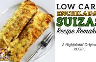 Low Carb ENCHILADAS SUIZAS – The BEST Keto Enchilada Recipe – Enchiladas Suisse